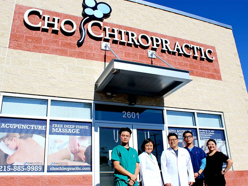 Achieve maximum health and body awareness at Cho Chiropractic. Specialized chiropractor: acupuncture, deep-tissue massage therapy, care.